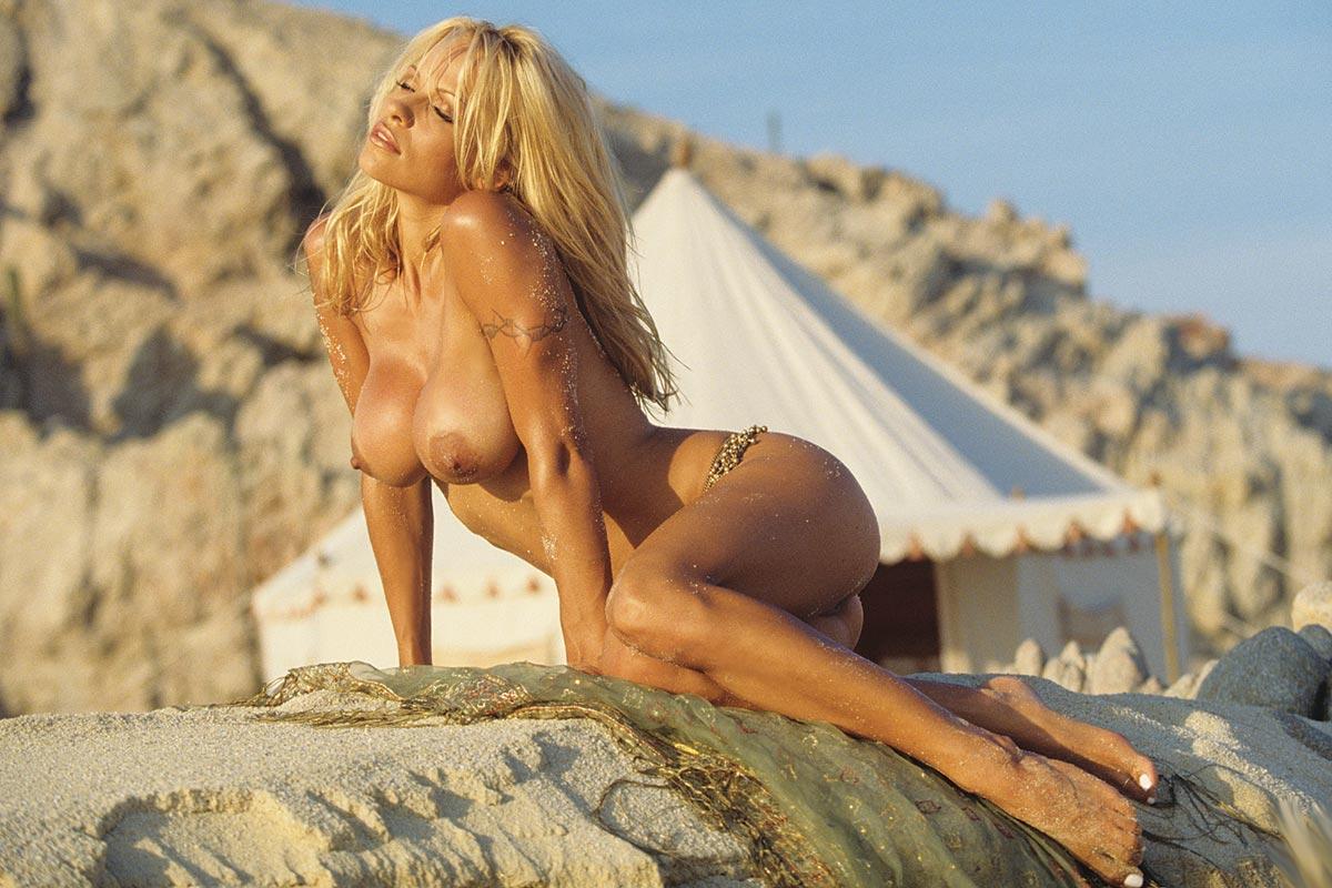 Andérson nude pamela Pamela Anderson