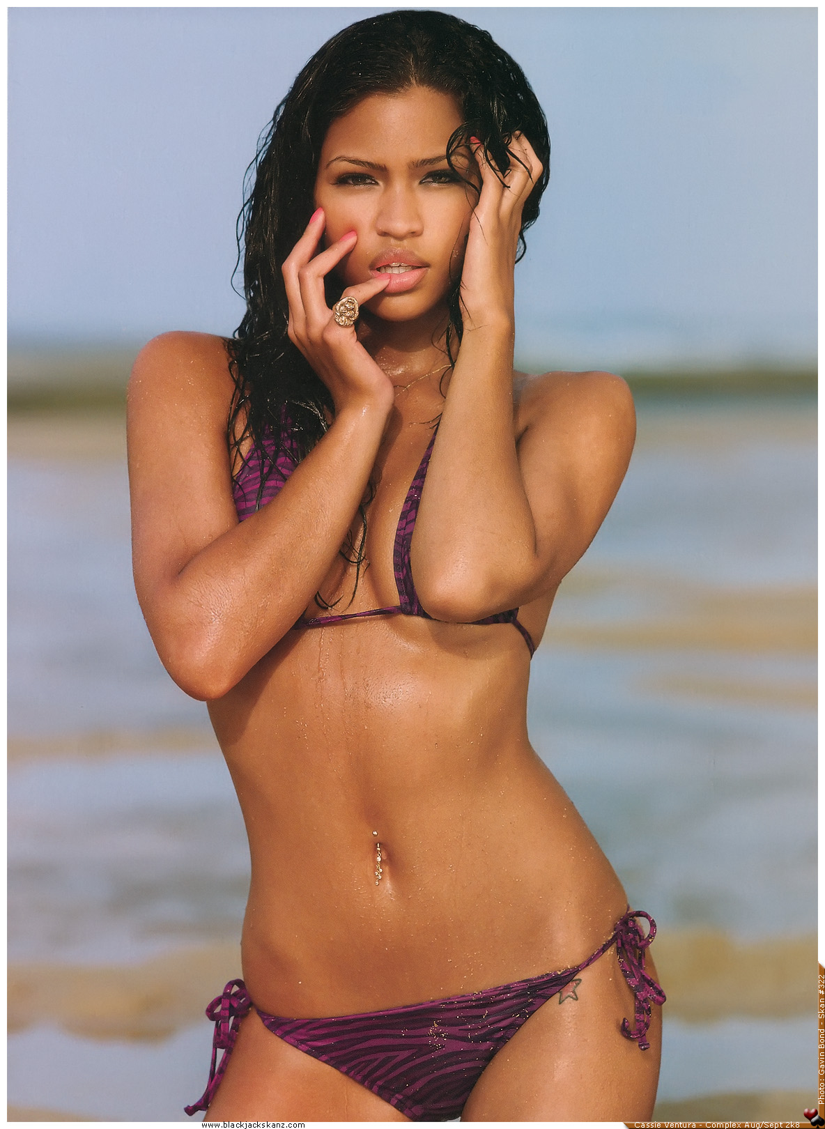 Bikini cassie pics ventura
