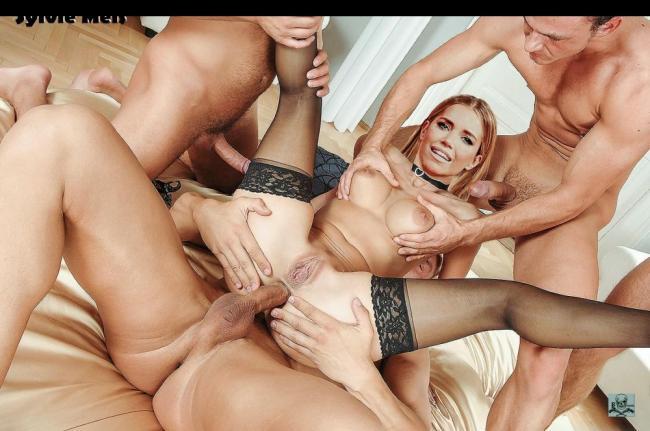 Nackt porn meis Sylvie meis
