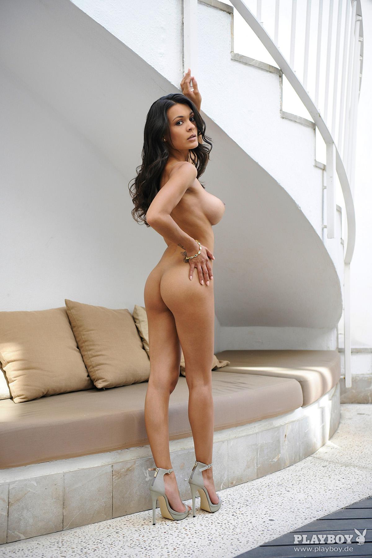 Joana Plankl  nackt